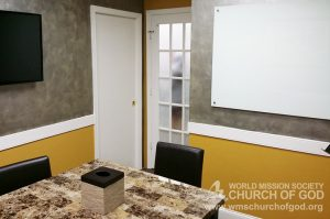 World Mission Society Church of God, Burke, Virginia, VA, WMSCOG, Interior, Bible study room