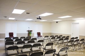 World Mission Society Church of God, Woodbridge, Virginia, VA, WMSCOG, Interior, Sanctuary