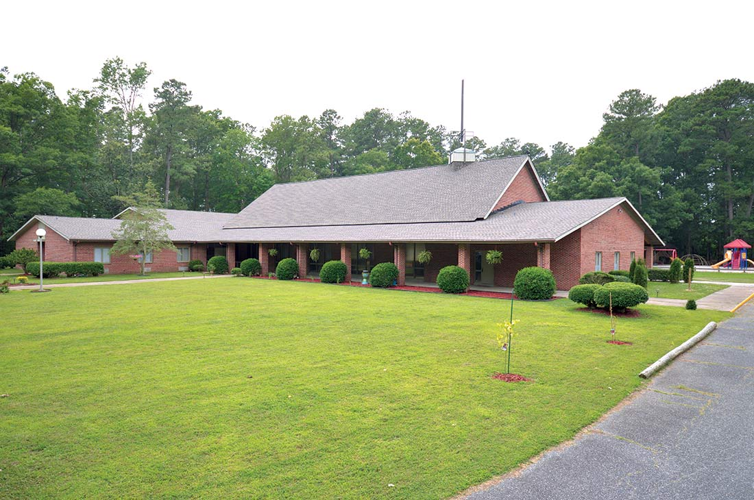 The World Mission Society Church of God in Virginia Beach, Virginia