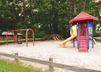 World Mission Society Church of God in Virginia Beach Playground