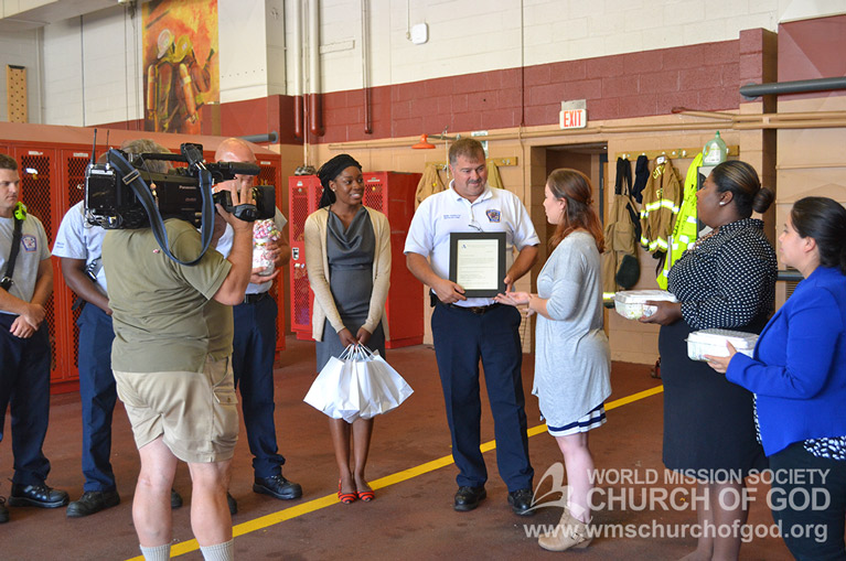 World-Mission-Society-Church-of-God-Lunches-to-Local-Fire-Stations-4