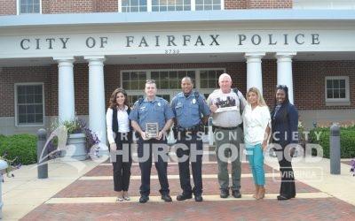 Northern Virginia Police Appreciation Cookout