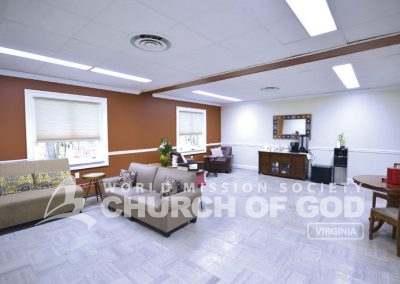 World Mission Society Church of God in Newport News Lounge