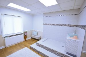 Church of God in Newport News, WMSCOG in Virginia Beach, baptism room
