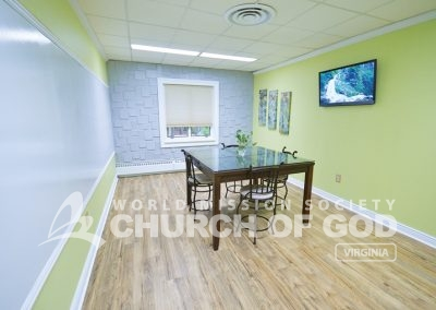 world mission society church of god in newport news, wmscog in virginia, bible study room